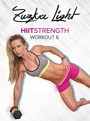 - Zuzka Light: HIIT Strength Workout 6