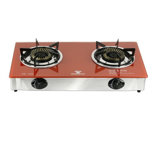 Best Portable Gas Stove : Hercules super heavy duty burner portable gas stove