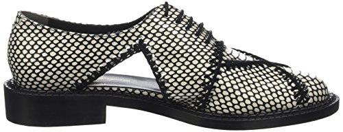 Clergerie Jofre Damen Robert mit Noir 22 Noir Schuhe Schnürung UqdwwfxE