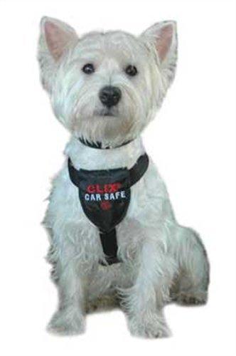 Clix Car Safe Dog Harness Size: Large (29.5-37″ G), My Pet Supplies