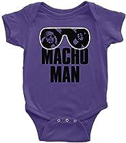 WWE Macho Man Randy Savage Baby Creeper