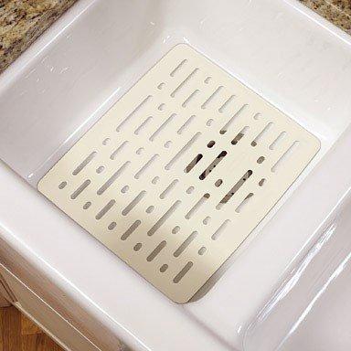 Rubbermaid L31G1706-BISQ Twin Size Sink Mat