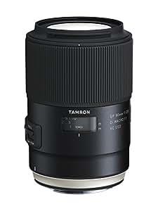 Tamron AFF017C700 SP 90mm F/2.8 Di VC USD 1:1 Macro for Canon Cameras (Black)