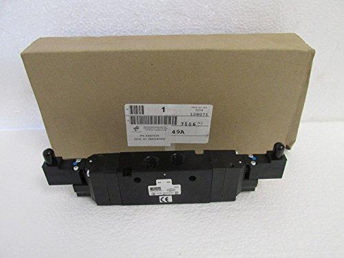 Parker B662KB549C Pneumatic Valve 3 Way 24 VDC 3/8'' National Bulk #93007635 New by Parker