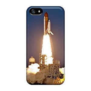 For Iphone 5/5s Fashion Design Space Shuttle Cases-ahS22440AxXC