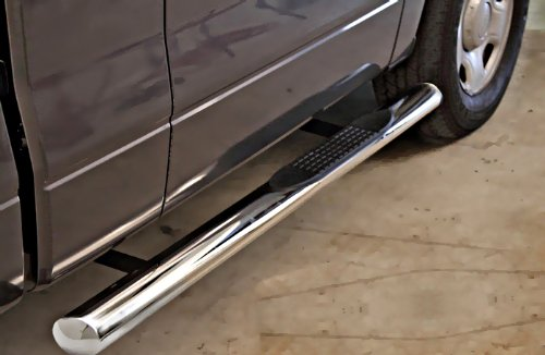 07 Stainless Oval Step - 5