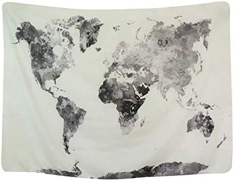 BLEUM CADE Watercolor Tapestry Splatter product image