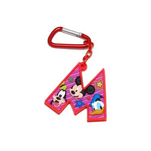 Mickey Mouse y sus amigos de la letra M Laser Cut Llavero ...