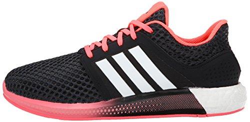 Performance Solare M white Da argento Rosa Boost Scarpa Black Us Colore pink 5 Adidas Corsa bianco BETdqgwB