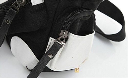 yoyoshome Japanische Anime Cosplay Tagesrucksack Umhängetasche Rucksack Messenger Bag Umhängetasche Fairy Tail 1