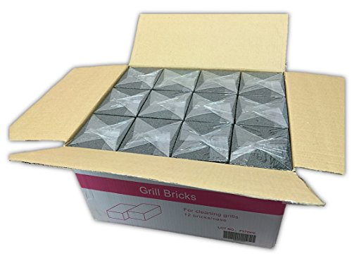 Winco GBK-348 Grill Brick 3.5'' x 4'' x 8'' fits with the...