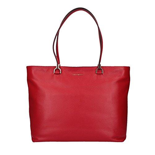 Coccinelle Keyla shoulder bag red