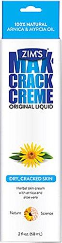 Zims Crack Creme, Original Liquid Formula, 2 Oz (Pack of 6)