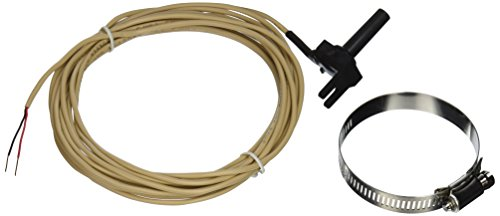 Solar Temp Sensor (Hayward GLX-PC-12-KIT 10K Thermistor Temperature Sensor with 15-Feet Cable Replacement Kit for Hayward Salt Chlorine Generators)