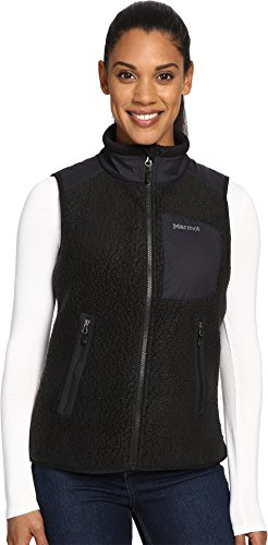 Marmot Lightweight Vest - Marmot Women's Wiley Vest Black Large