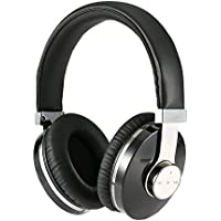 Oranka Bluetooth Headphones Over Ear,Hi-Fi Stereo Wireless Headset,Soft Memory Protein Earmuffs, Creative Design Turntable MFB Key w/Built-in Mic and Wired Mode for PC/ Cell Phones/TV