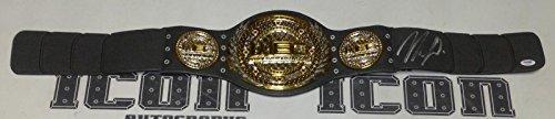 Nick Diaz Signed WEC Toy Championship Belt PSA/DNA COA UFC Autograph StrikeForce - Autographed UFC Miscellaneous Products