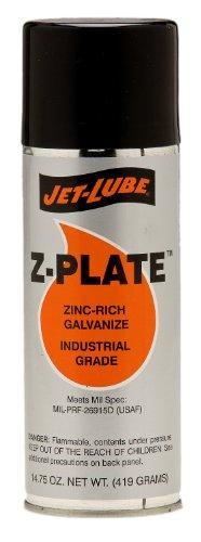 Hypersensitive Eyes (Jet-Lube Z-Plate Zinc-Rich Galvanizing Compound, 14.75 oz Aerosol)