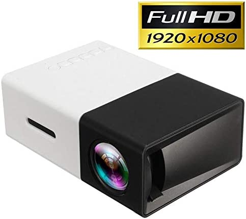 Mini Proyector Portátil Full HD LED YG300: Amazon.es: Electrónica