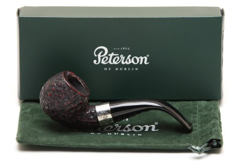 Peterson Donegal Rocky 03 Tobacco Pipe Fishtail by Peterson