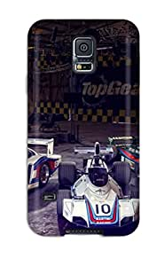 5104015K53281403 Tpu Case For Galaxy S5 With Top Gear Studio