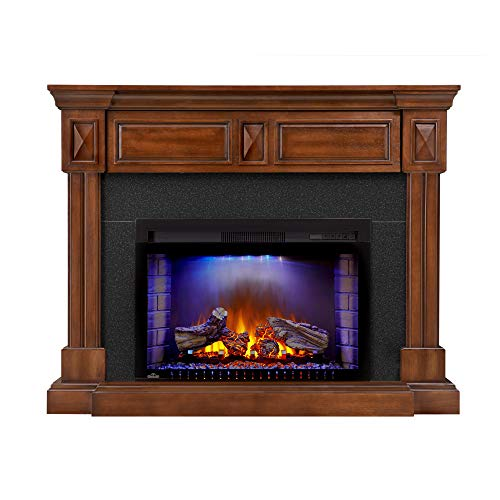 Cheap Napoleon Braxton NEFP29-1215BW Entertainment Package Includes NEFM29-1215BW Cabinet/Mantel & Cinema NEFB29H-3A Electric Fireplace Black Friday & Cyber Monday 2019