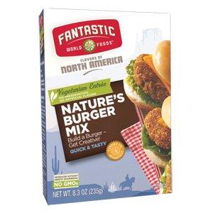Fantastic World Foods Nature Burger