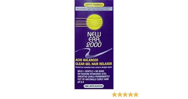Amazon.com  New Era Gel Relaxer Super Kit (Pack of 2)  Beauty 36ebb205885f