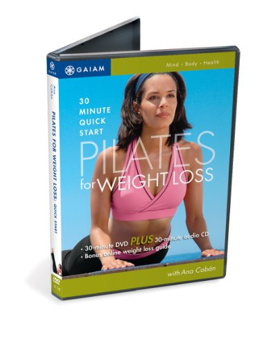 Quick Start Pilates Weight Loss