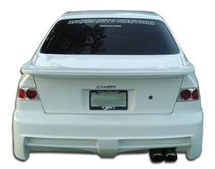 Amazon Com Duraflex Ed Hnp 918 Xtreme Rear Bumper Cover 1 Piece