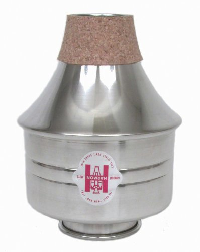 Harmon B - Aluminum Wow Wow Trumpet Mute from Harmon