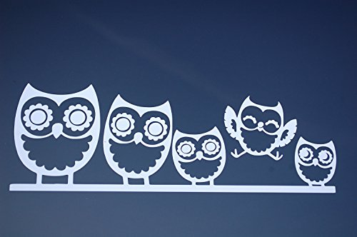 Owl Wall Decals Kritters In The Mailbox Owl Wall Decal