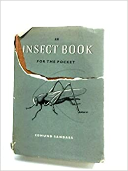 insect book for the pocket.