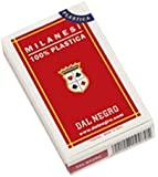 Dal Negro Dal 4135 Carte Regionali Italiane Milanesi N.41 Plastica 015009, Multicolore, 9 x 5 x 1.9