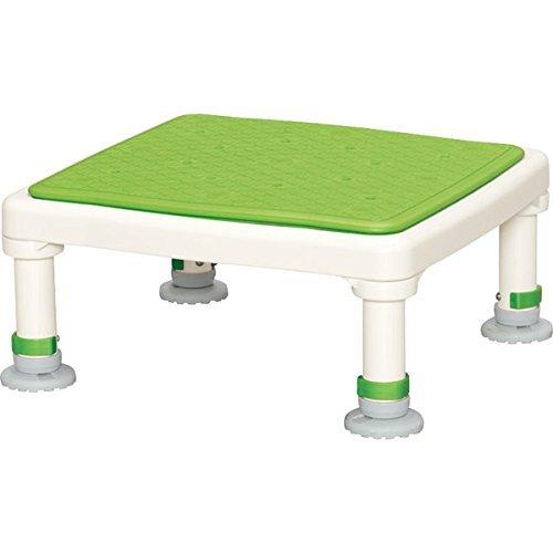 アロン化成 安寿 アルミ製浴槽台 ジャストソフト15-25 グリーン B01MPYDYFO