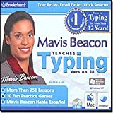 Brand New Selectsoft Publishing Mavis Beacon Teaches 18 Typing Instructions In English And Spanish