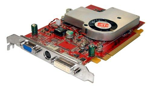 ATI Radeon X700 Pro 256 MB PCIe (Ati 256mb X700 Radeon)
