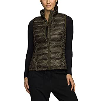 32 Degree Weatherproof Packable Down Vest (Spring Army Camo, Small)