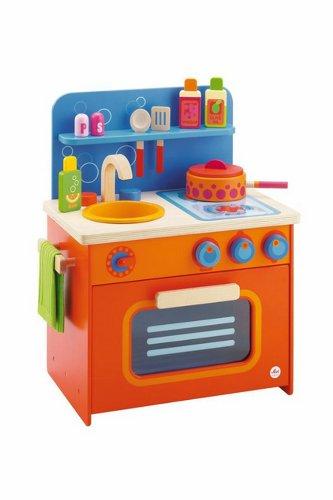 Sevi Küche mit Ofen  - Sevi Kinderküche
