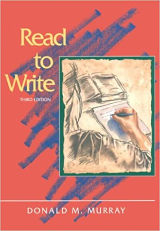 Image result for Read to write donald murray