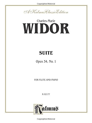 Suite, Op. 34, No. 1: Part(s) (Kalmus Edition) pdf epub