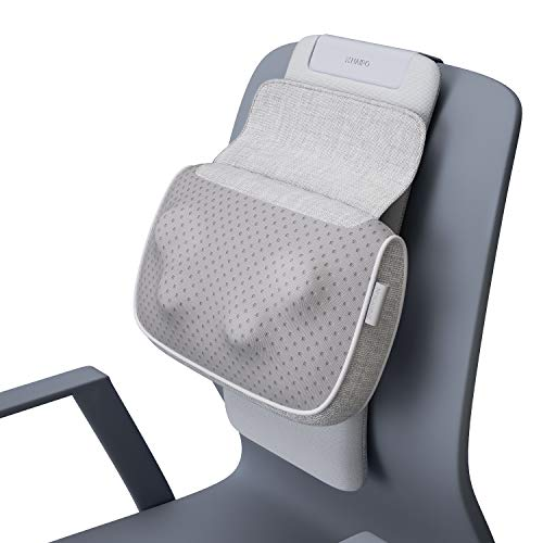 Naipo-Shiatsu-Massager-Back-and-Neck-Massage-Pillow-with-Heat-oPillow-Deep-Tissue-Kneading-Massages-for-Lower-and-Upper-Back-Shoulders-Calf-Massager-for-Chair-Office-Home