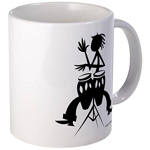 Latin Vintage Congas - CafePress - Conga Mug Mugs - Unique Coffee Mug, Coffee Cup