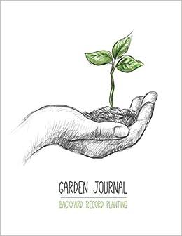 Garden Journal Art