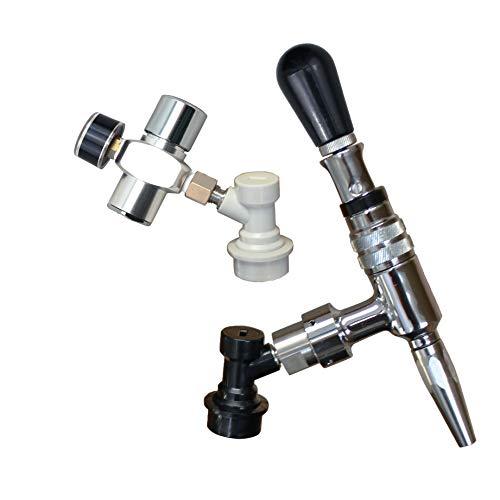 Nitrogen Cornelius Keg Dispense Kit