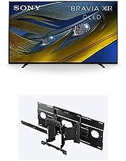 "$4786 » Sony A80J 77"" TV: BRAVIA XR OLED 4K Ultra HD Smart Google TV w/Dolby Vision HDR & Alexa Compatibility XR77A80J + Sony SU-WL855 Ultra Slim Wall-Mount Bracket for Select Sony BRAVIA OLED & LED TVs"