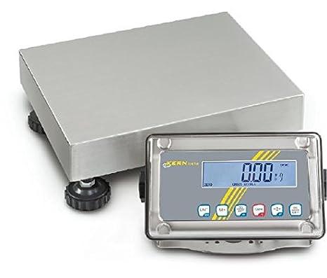 La Industria Báscula Max 150 kg: S=0,05 kg: D=0,05 kg: Amazon.es: Bricolaje y herramientas