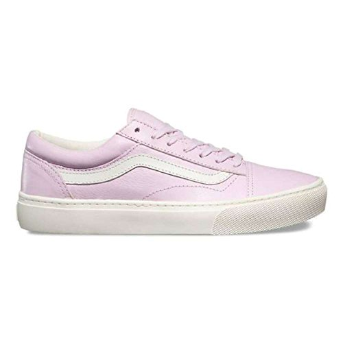Top Adults' Low Old Snow Vans Skool Leather Lilac Trainers Unisex tIxAnBwqX