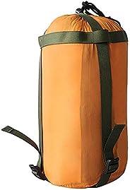 Outdoor Camping Sleeping Bag Storage Bags Portable Hiking Sleeping Bag Winter Compression Packs Travel Hammock