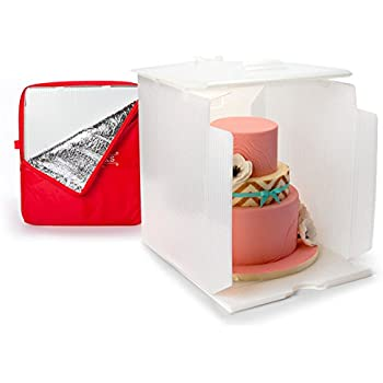 Amazon Com Innovative Sugarworks Small Cake Porter With